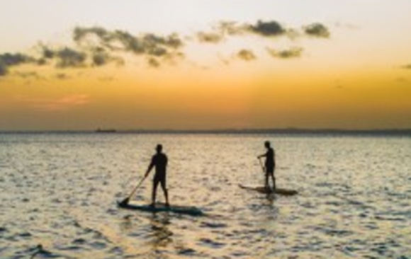 """How Can I Compete in Holland's SUP 11-City Tour?"" Outside, Aug. 2014"