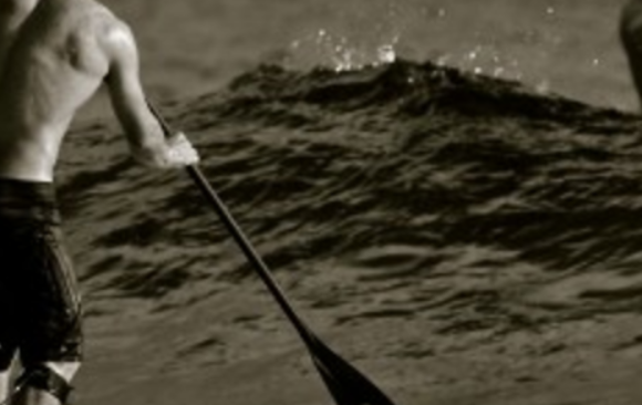 """Where Are the Best River and Lake SUP Destinations?"" Outside, July 2014"