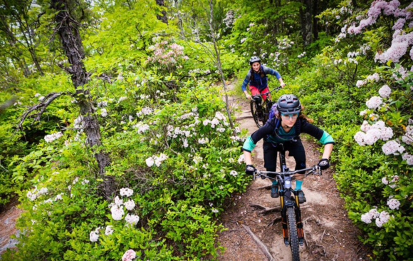 """Perfecting the Mountain Bike Getaway,"" Roots Rated April 2017"
