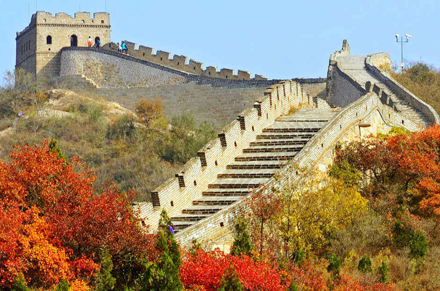 """8 Scenic Spots for Leaf Peeping in China,"" Fodors, Sept. 2017"