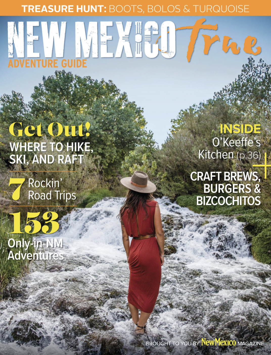 2018 New Mexico True Adventure Guide