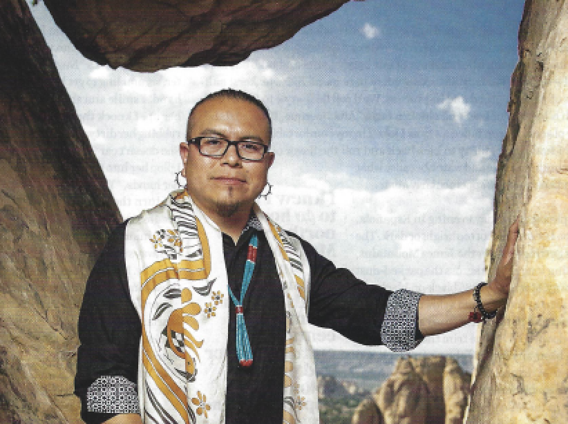 """Native Couture,"" New Mexico Magazine, Nov. 2018"